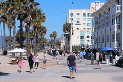 Santa Monica, California Stock Photos