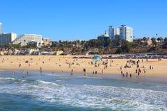 Santa Monica, California Stock Images