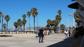 Santa Monica, California Royalty Free Stock Photography