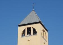 Santa Monica Church in Turin Stock Photography