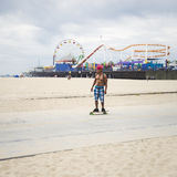 Santa Monica, Kalifornien Stockfotografie