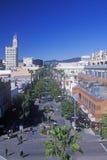Santa Monica Mall, 3ème promenade de rue en Santa Monica, la Californie Photographie stock