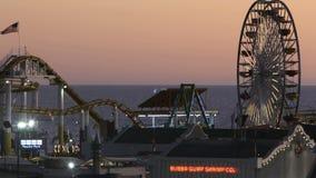Santa Monica Pier filme