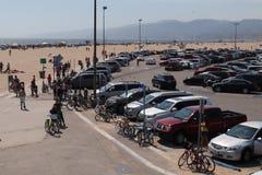 Santa Monica Pier Photographie stock