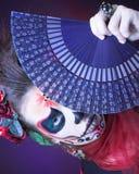 Santa Muerte. Royaltyfria Bilder