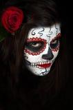 Santa Muerte. Los Muertos Royalty Free Stock Images