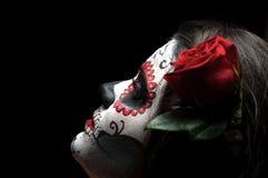 Santa Muerte. Los Muertos Stock Image