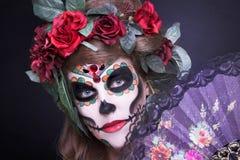 Santa Muerte. Stock Image