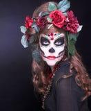 Santa Muerte. Royalty Free Stock Image