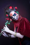 Santa Muerte. Stock Photography