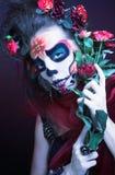 Santa Muerte. Stock Photography