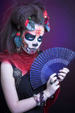 Santa Muerte. Royalty Free Stock Photo