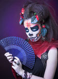 Santa Muerte. Royalty Free Stock Photos