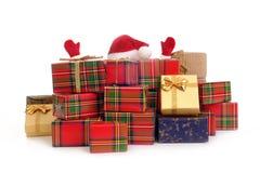 Santa needs help Stock Photo
