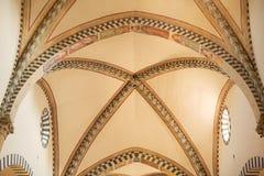 santa novella της Μαρίας βασιλικών Στοκ εικόνα με δικαίωμα ελεύθερης χρήσης