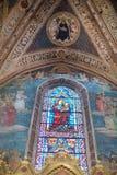santa novella της Μαρίας βασιλικών Στοκ Εικόνα