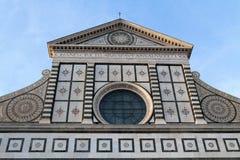 santa novella της Φλωρεντίας Μαρία εκκλησιών Στοκ φωτογραφίες με δικαίωμα ελεύθερης χρήσης