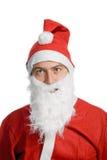 Santa parva Fotografia de Stock