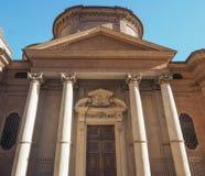 Santa Pelagia church in Turin Stock Photos