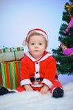 Santa pequena Foto de Stock Royalty Free