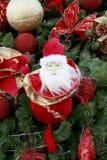 Santa piłka Obraz Royalty Free