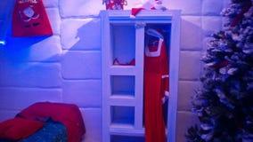 Santa pokój Obrazy Royalty Free