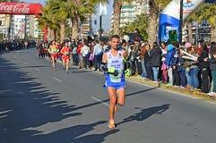 Santa Pola Half Marathon Stock Image