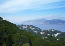 Santa Ponsa, holiday resort Stock Photography