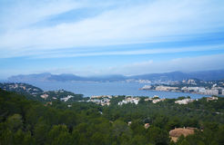 Santa Ponsa, holiday resort Stock Photography
