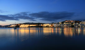 Santa Ponsa-toevlucht op Majorca Stock Fotografie
