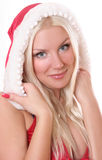 Santa portrait Stock Photo