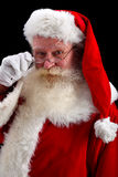 Santa portrait Royalty Free Stock Images