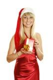 Santa Portrait Stock Images
