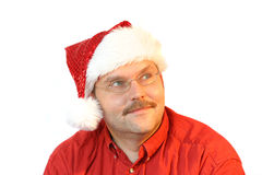 Santa portrait Royalty Free Stock Photo