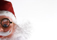 Santa portrait Stock Photography