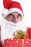Santa Portrait Stock Photos
