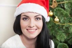 Santa Portrait Fotografía de archivo libre de regalías