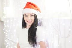 Santa Portrait Stock Image