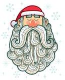 Santa Portrait Royalty Free Stock Image