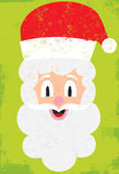 Santa portrait Royalty Free Stock Photography