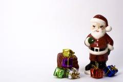 Santa presents Stock Photos