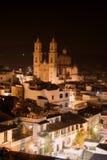 Santa Prisco Church, Taxco royalty free stock photography