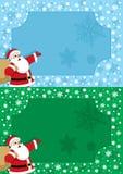 Santa ram Royaltyfria Foton