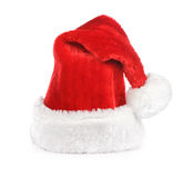 Santa red hat Stock Images