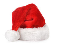 Santa red hat Stock Image