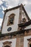 Santa Rita Church Paraty Rio de Janeiro Stock Photo