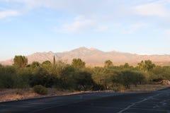 Santa Rita góry Zdjęcia Stock