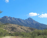 Santa Rita Mountains Stock Image