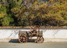 Santa Rita Winery perto de Santiago de Chile fotografia de stock royalty free
