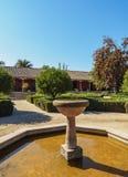 Santa Rita Winery perto de Santiago de Chile imagens de stock royalty free